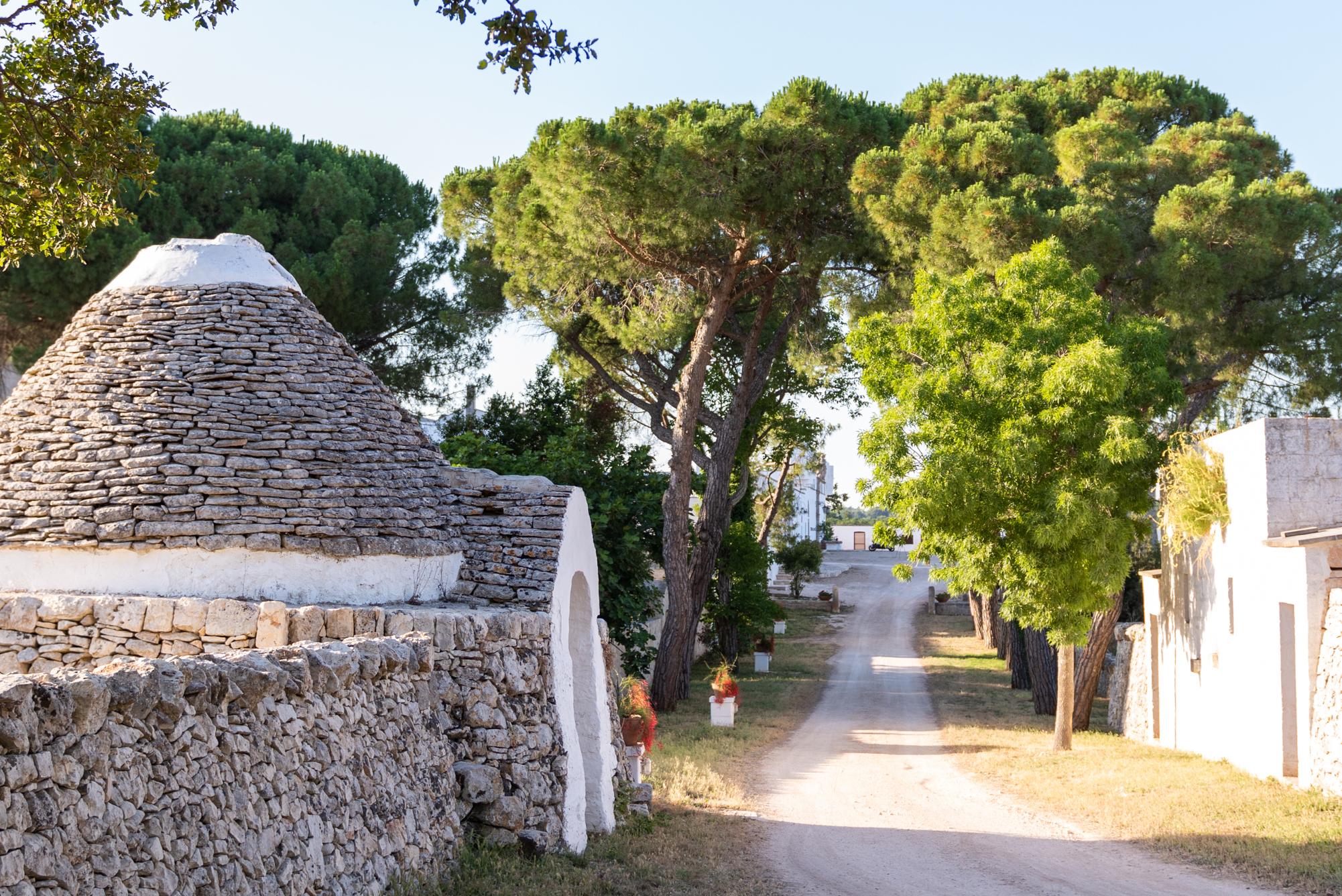 Masseria Palesi Puglia